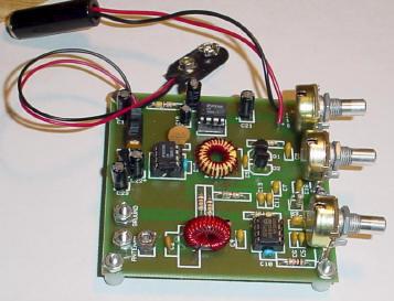 40 Meter Radio Receiver Kit 80-1440