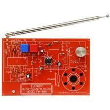 Elenco Auto-Scan FM Radio Kit FM-88K
