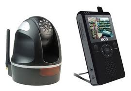 ECG Wireless Digital Surveillance System WSS-1