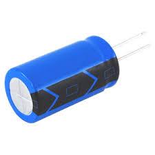 NEV 100UF 16V Radial Capacitors