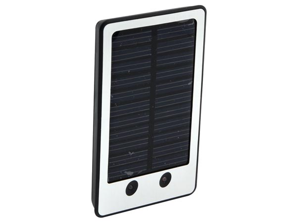 Velleman Solar-Powered Charger LI-Ion Battery SOL17