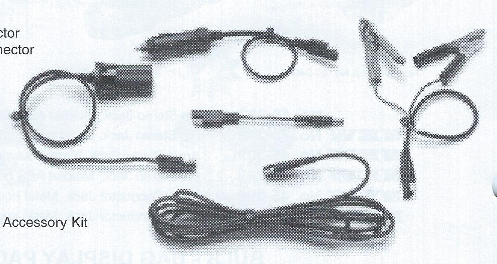 Solar Hook-Up & Accessory Kit 48-1280