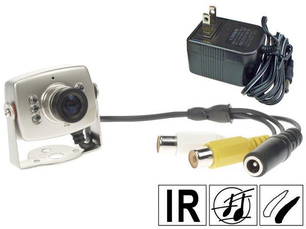 Mini B/W CMOS Camera