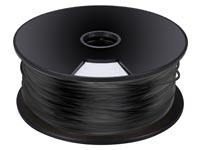 ABS Filament Black ABS3B1