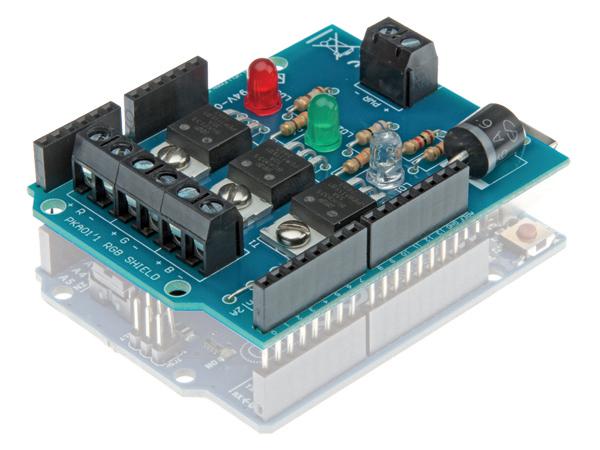 RGB Shield Ardunio Kit KA01