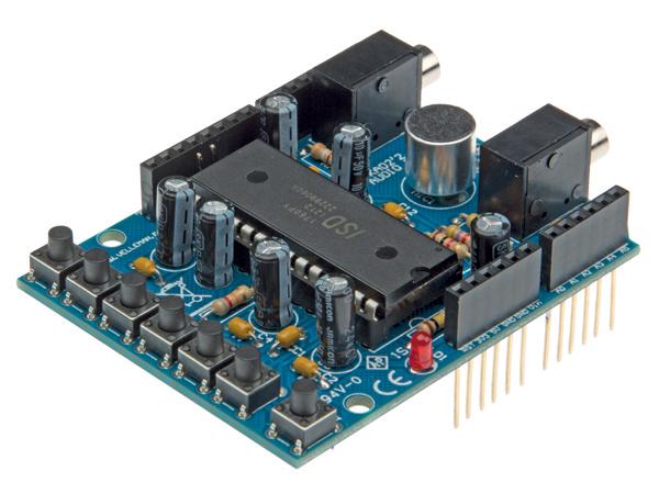 Audio Shield Arduino Kit KA02