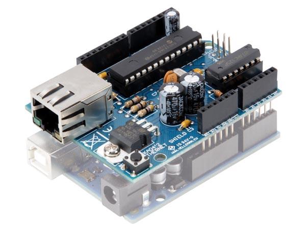 Ethernet Shield Arduino Kit KA04