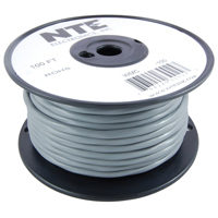 Multi-Conductor Cable 300V 22AWG 4 Conductor