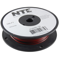 Wire-Bonded Parallel Black/Red 14AWG