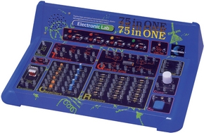 75-In-One Electronic Project Lab