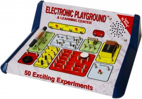 Electronics Playground over 50 Projects