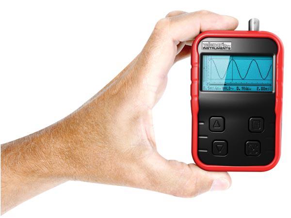 Handheld Pocket Scope 40 MS/s HPS140I
