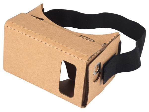 3D Virtual Reality Glasses-Viewer Kit