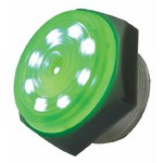 Green Lighted Intermitten Piezo Sounder
